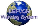 DEFCON Warning System – Update 10/20/16