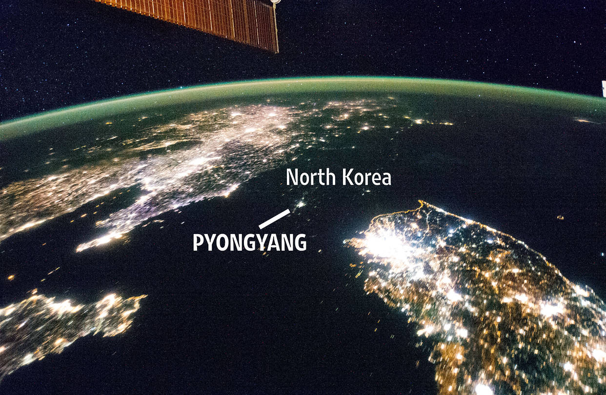 North Korea Dreams of Turning Out the Lights