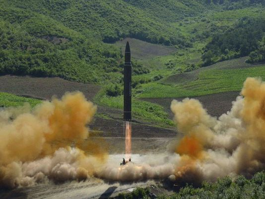 U.S. missile defense plans to zap North Korean threats