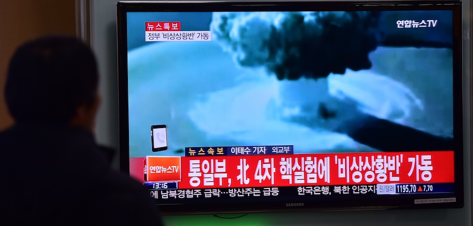 California Is Already Preparing for a North Korean Nuclear Attack